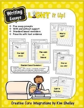 Light It Up - Writing BUNDLE