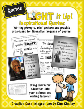 Light It Up - Writing BUNDLE