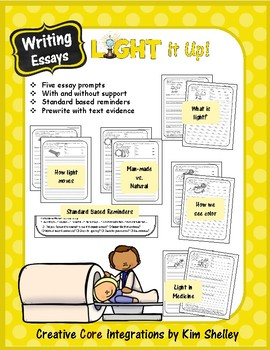 Light It Up - Writing Essays