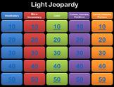 Light Jeopardy