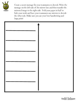Light Lens and Mirror lab Worksheet