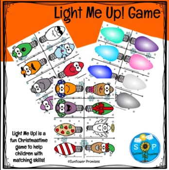 Light Me Up - Color Matching Game