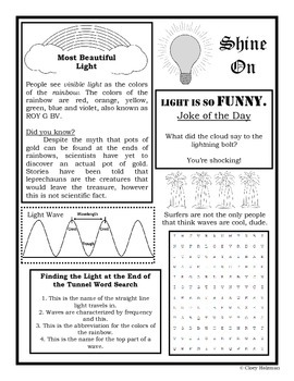 Light Newspaper