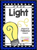 Light: PebbleGo Activity