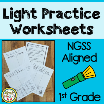 Light Practice Worksheets