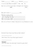 Light Properties Assessment