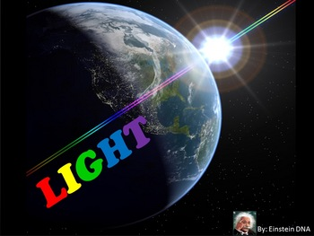 Light Properties and Interesting Facts PowerPoint