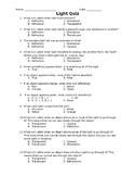 Light Quiz