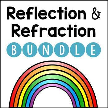 Reflection Refraction Worksheets & Teaching Resources | TpT