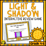 Light and Shadow Interactive Review Game