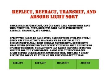 Light Sort