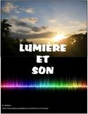 Light & Sound French Lumière & son