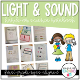 Light & Sound Hands On Science Notebook