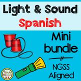 Light and Sound Mini Bundle in Spanish