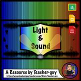 Light and Sound Grade 4 Ontario