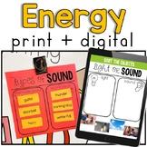 Light, Sound and Heat
