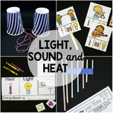 Light, Sound and Heat Activity Pack (Distance Learning)
