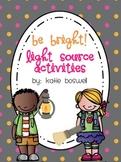 Light Source Activities Packet