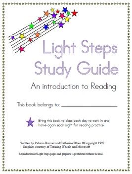 Light Steps- Learning to Read with Phonics