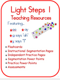 Light Steps One Teaching Resources- Learn to Read with Phonics