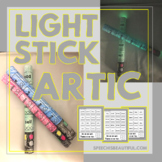 Light Stick Artic - Rule The Galaxy & Use Glow Sticks in Speech Therapy