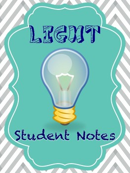 Light Student Notes