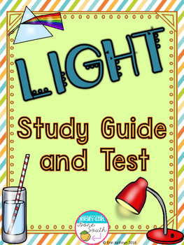 Light Study Guide & Test