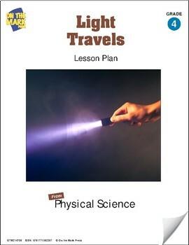 Light Travels Lesson Plan