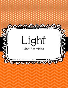 Light Unit Activities