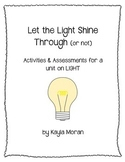 Light Unit Activities and Assessment