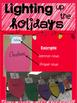 Light Up the Holidays {Free Holiday Craft}