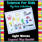 Light Waves Layered Flap Booklet