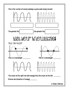 Light Waves Notes