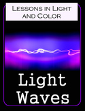 Light Waves - Science Lesson and Notebooking Pages