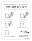 Light Waves Visible Spectrum Practice Handout
