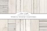 Light Wood Background Textures Digital Paper scrapbook whi