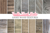 Light Wood digital paper, Shabby Old Wood, Country Wood Ba