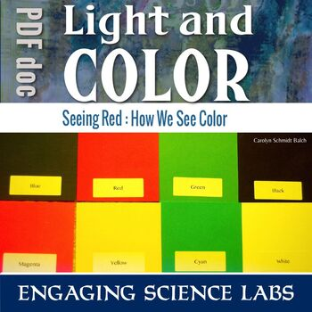 Light and Color Experiments: Physics of Primary & Secondary Colors