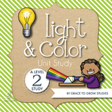 Light and Color Mini-Book (1st-2nd Grade)