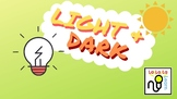 Light and Dark song | Science | La La La Learn