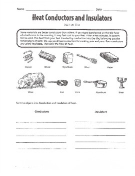 Light and Heat Packet/Unit Work