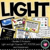 Light and Light Sources Bundle