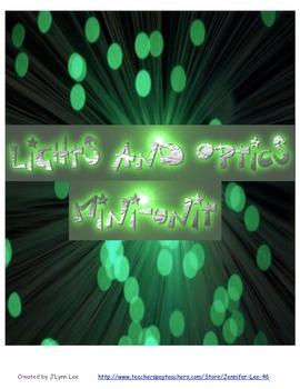 Light and Optics Mini Unit