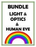 LIGHT AND OPTICS AND HUMAN EYE BUNDLE
