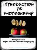 Light and Shadow Lesson (Assignment 7)