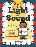 NGSS.1-PS4: 1st Grade Light and Sound/Printable and TPT Digital Activity