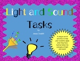 Light and Sound Activities
