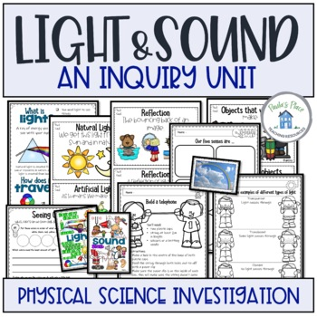 Light and Sound An Inquiry Unit
