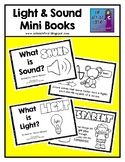 Light and Sound Mini Books