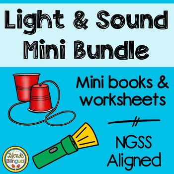 Light and Sound NGSS Mini Bundle